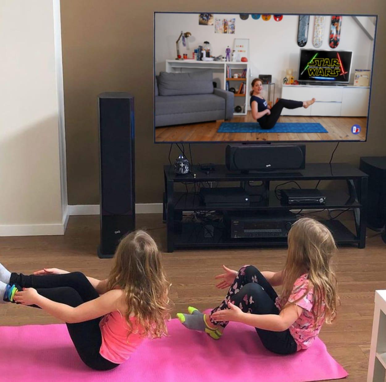 Les bienfaits du yoga pour les enfants | Dynamite Moov