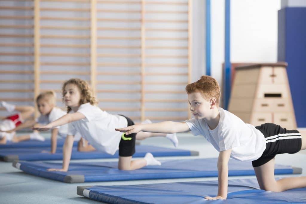 Cours de sport pour enfant à Paris | Dynamite Moov